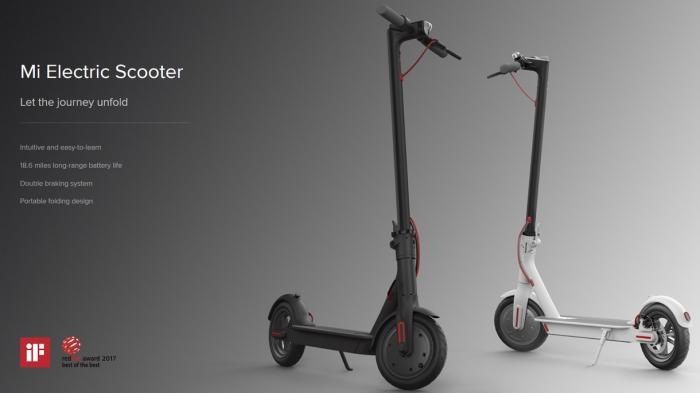 Snagi Xiaomi Mi Electric Scooter всего за $349